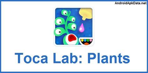 toca lab apk toca lab plants android apk v1 0 mod mega