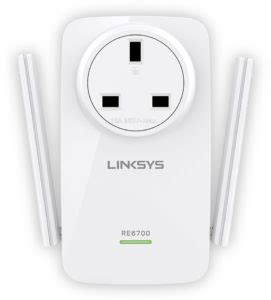 Sale Linksys Re6400 Ac1200 Boost Ex Wi Fi Range Extender linksys velop tri band whole home wifi mesh system
