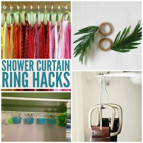 uses for shower curtain rings 30 best images about shower curtain ring uses on