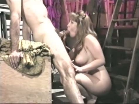 Curvy Retro Milf Gets Fucked From Behind After Oral Sex