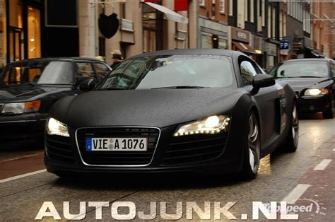 audi r8 matte black matte black audi r8 picture 282697 car news top speed