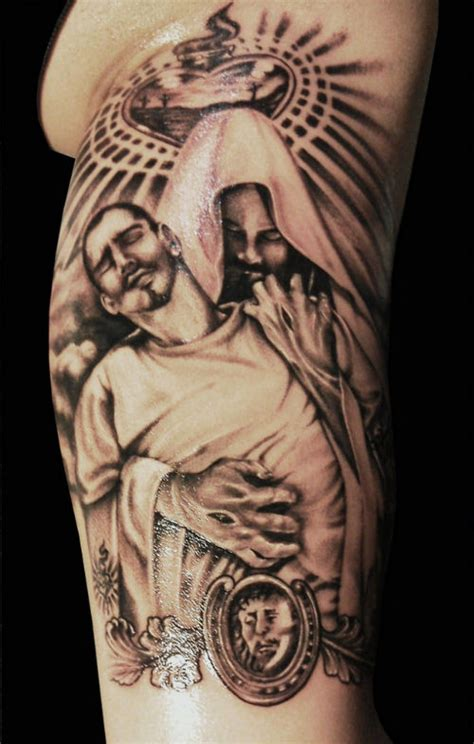 tattoo christianity viewpoints christian religious tattoo design of tattoosdesign of