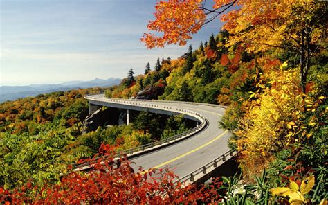 best section of blue ridge parkway blue ridge parkway virginia to north carolina america s