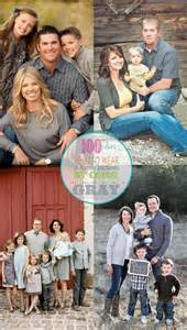 family picture color schemes family picture clothes by color gray capturing with