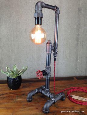 buy  custom edison bulb table lamp industrial style