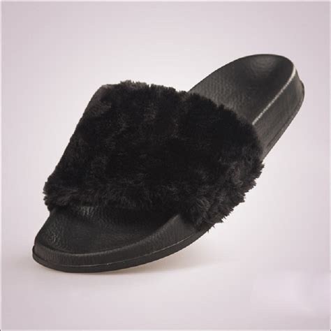 fashioned slippers for buy fluffy fur slippers fashion