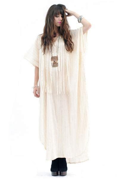 Kaftan Aura dresses quot aura fringe caftan 308 quot by