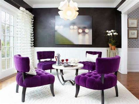 purple dining room ideas 45 purple room ideas beautiful purple rooms and decor ambie