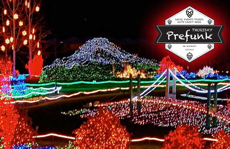 zoo lights tacoma thursday prefunk craft before zoolights and
