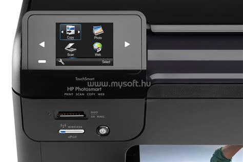 Printer Hp B110a hp photosmart wireless e all in one printer b110a cn245b multifunkci 243 s sz 237 nes tintasugaras
