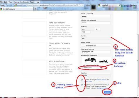 membuat pertanyaan keamanan gmail tutorial membuat gmail untuk ngeblog