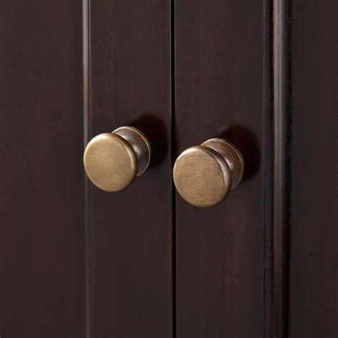 bathroom cabinet drawer pulls 60 quot keller mahogany double vessel sink vanity dark