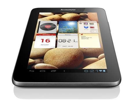 Tablet Lenovo Ideatab A2107 lenovo ideatab a2107 a2109 and s2110 tablets land at ifa 2012