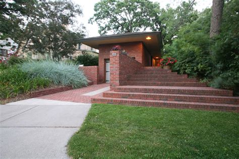 Malcolm Willey House by Minnesota By Design Malcolm Willey House