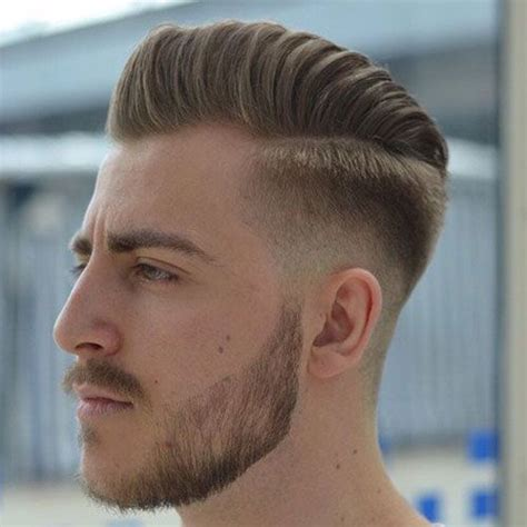 taper beard neckline 55 coolest fade hairstyles for men men hairstyles world