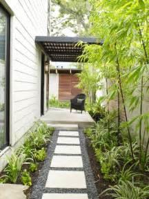 Narrow Backyard Landscaping Ideas 25 Best Side Yard Landscaping Ideas On