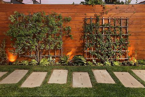 privacy fence ideas for backyard 75 fence designs and ideas backyard front yard