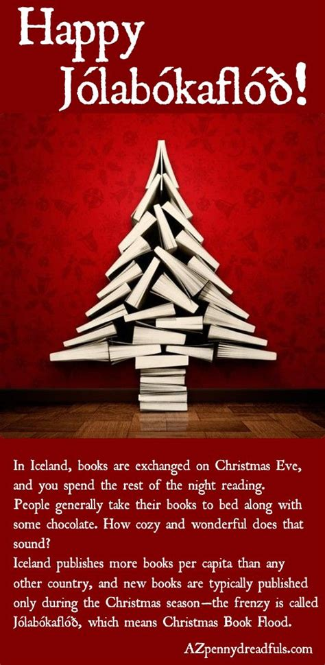 Iceland Christmas Eve Book Tradition | j 243 lab 243 kafl 243 240 which means christmas book flood is a