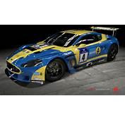 Bilstein Aston Martin DBR 4 Race Car  The Latest Liveries