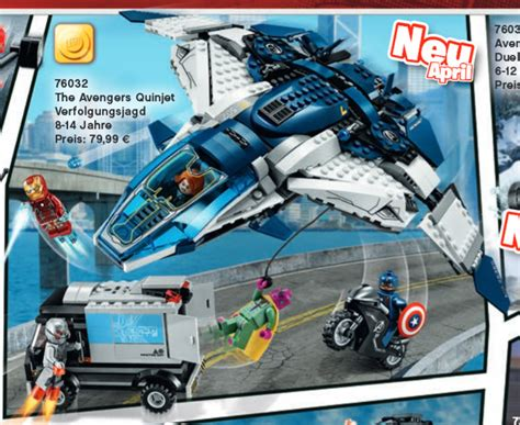 Lego Ori The Quinjet City lego 174 marvel heroes the quinjet city set
