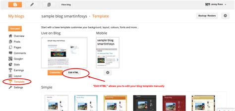 how to seo your blogspot blog a simple guide with images