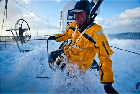 wet  wild   bay  biscay camper digs hard   wave   knots video gcaptain