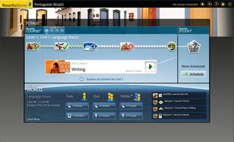 Rosetta Stone Version 4 | rosetta stone version 4 totale review rating pcmag com