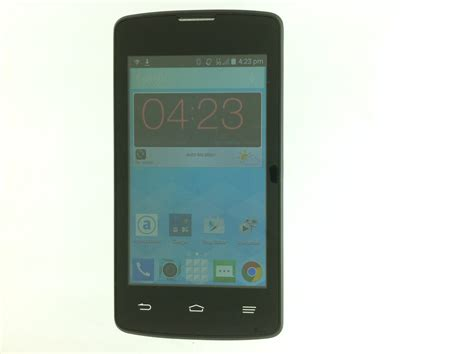assurance wireless smartphones zte n817 assurance wireless android smartphone bdesn b