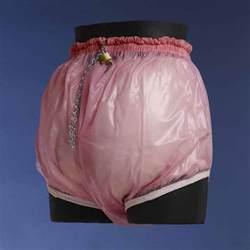 Time adult baby pvc pants waterproof vinyl sissy diaper pants xlarge
