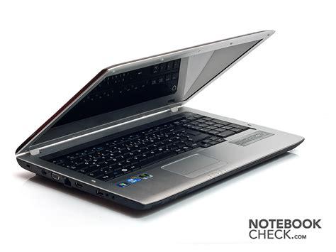 Samsung Laptop Review Samsung R730 Jt06 Notebook Notebookcheck Net Reviews