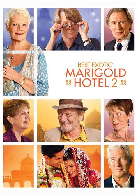 the best marigold hotel the second best marigold hotel fanart