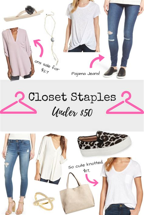 Wardrobe Staples For by S Closet Staples 50 Building Block For A