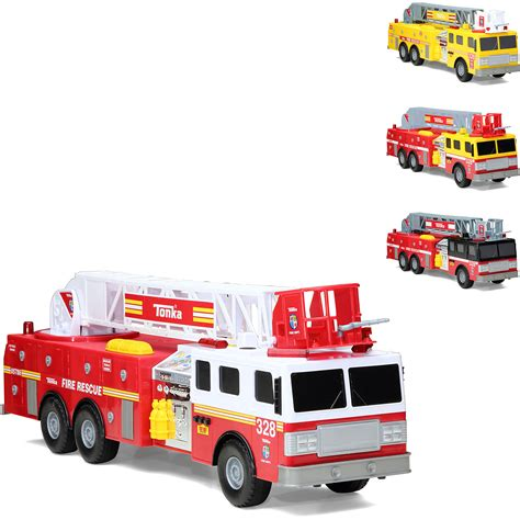 tonka fire truck tonka toys fire truck 4k wallpapers
