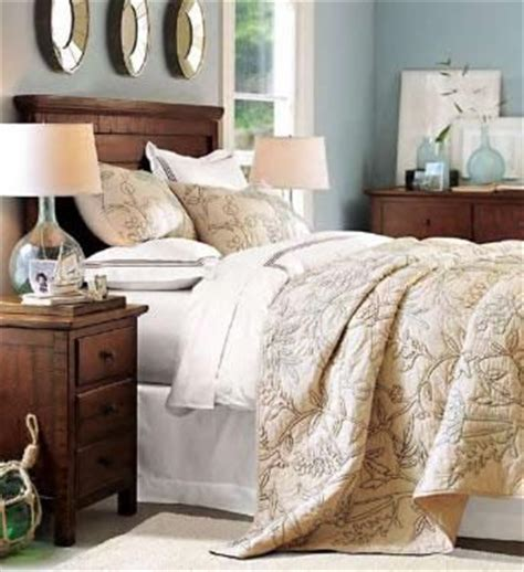 pottery barn design studio american classic bedroom benjamin paint color 1634