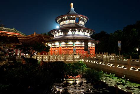 china pavillon disney parks after picturing a peaceful china
