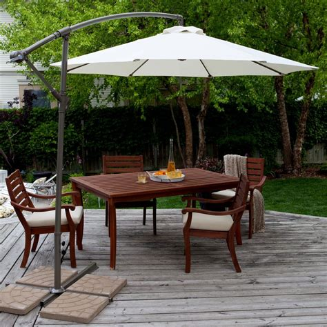 Umbrella Patio Sets Patio Dining Sets With Umbrella Home Citizen