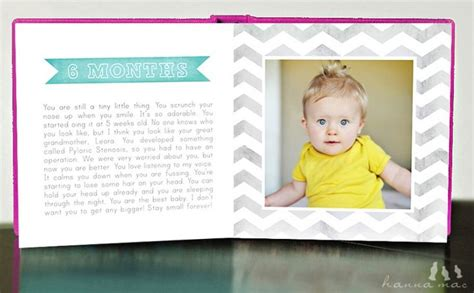 baby photo book template 12 best images about baby book finally on