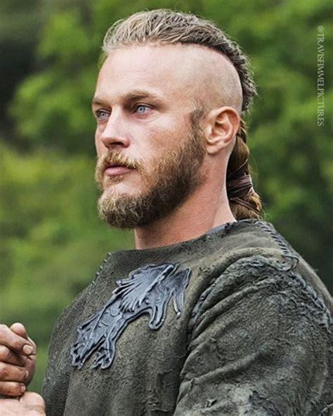 travis fimmel hair for vikings vikingsseason1 travisfimmel ragnarlothbrok ragnar