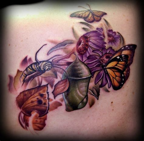 monarch butterfly tattoo meaning monarch butterfly cycle by doty tattoos