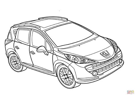 suv coloring pages printable coloring pages