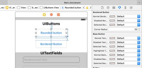 button border radius ios how to round the corners of a button stack overflow