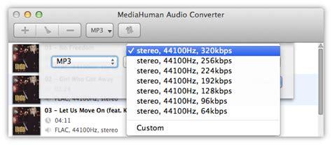 audio format kbps convertir des fichiers flac en mp3 et les s 233 parer en
