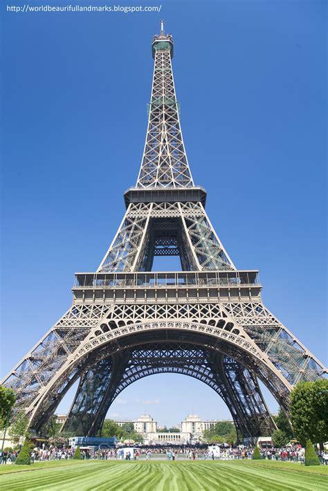 who designed the eiffel tower the eiffel tower paris world beautiful landmarks