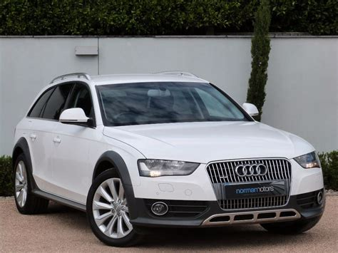 Audi A4 Allroad Quattro For Sale by Used Ibis White Audi A4 Allroad For Sale Dorset