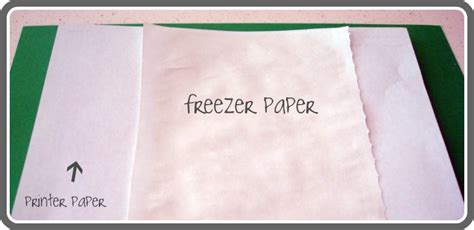 printable freezer paper uk third time s a charm create your own material labels