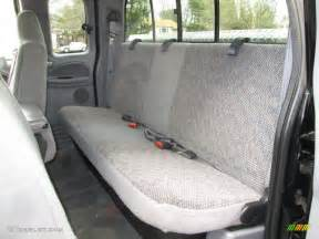 Dodge Ram 1500 Seats 2001 Dodge Ram 1500 Slt Club Cab 4x4 Rear Seat Photo