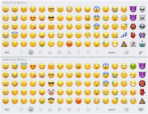 emoji versions check out every single new emoji in ios 10 2 macworld
