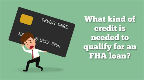 what credit score do i need to get a home loan fha news