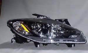 2010 2011 2012 mazda 6 right passenger xenon headlight