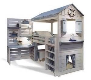 mezzanine bateau inspirations chambre d enfants